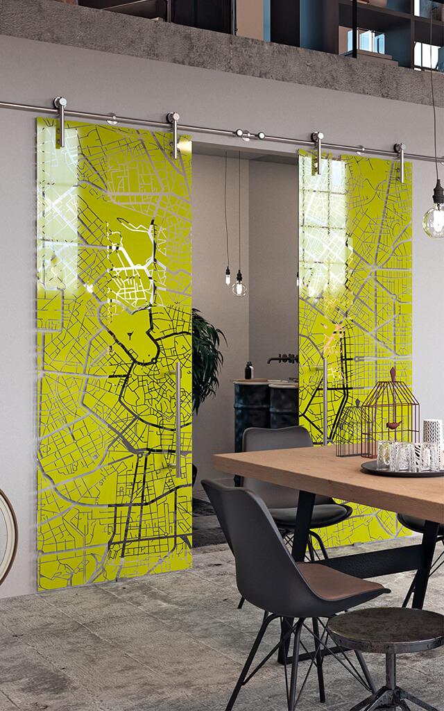 Manuello Design Porte E Sistemi Di Chiusura Per Interno